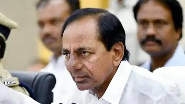 KCR said during the ongoing electioneering for GHMC, certain leaders were trying to get political mileage through several conspiracies.(PTI FILE PHOTO.)