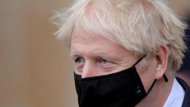 Britain's Prime Minister Boris Johnson(Reuters)