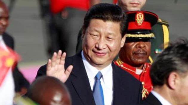 Chinese President Xi Jinping(Reuters photo)