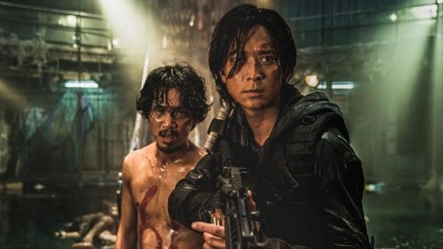 Train to Busan Presents Peninsula movie review: Korean zombie sequel suffers from a case of sequelitis.