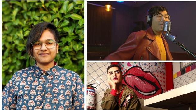 Indie music space gives queer musicians a space where they can choose to talk about their experiences which are influenced by their orientation and identity, but at the same time not be singled out or made to be felt different because of that.