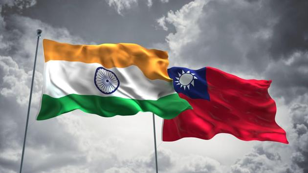 The objective of this deepening engagement is not to field ties with Taiwan as a countermeasure to growing animosity with China, but to de-hyphenate India-Taiwan ties from India-China relations(Shutterstock)