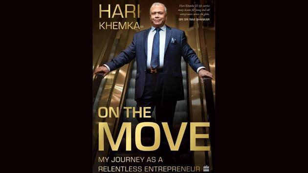 Hari Khemka - Chairman CP Plus(On The Move)