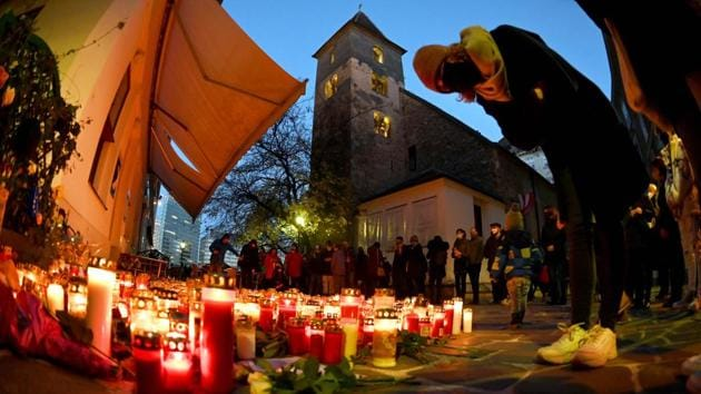 Much about what happened before the attack, including how the gunman got to the scene of his rampage in the centre of the Austrian capital, remains unknown.(AFP file photo)