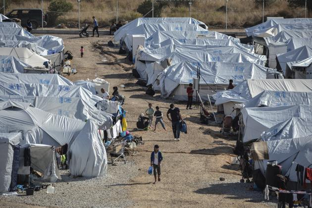 Germany has said it wants to reach a political agreement between EU countries and the European Parliament on the asylum reforms by the end of the year.(AP)