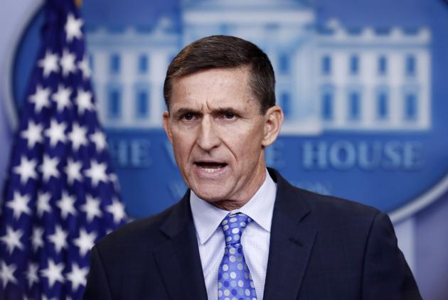 Former national security adviser Michael Flynn.(AP)