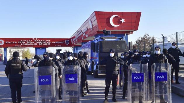 Four years on, police operations targeting suspects accused of links to Gulen continue on a regular basis.(AP)