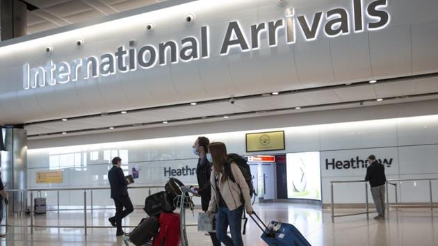 Most European nations have imposed quarantines on arriving passengers, which has severely limited those who want to travel to and from the region(AP)