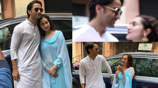Shaheer Sheikh and Ruchikaa Kapoor are now married.