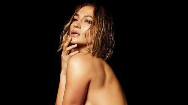 Jennifer Lopez flaunts her toned body for her latest single, In the Morning.(Instagram)