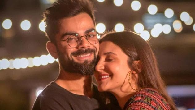 Virat Kohli and Anushka Sharma(Instagram)