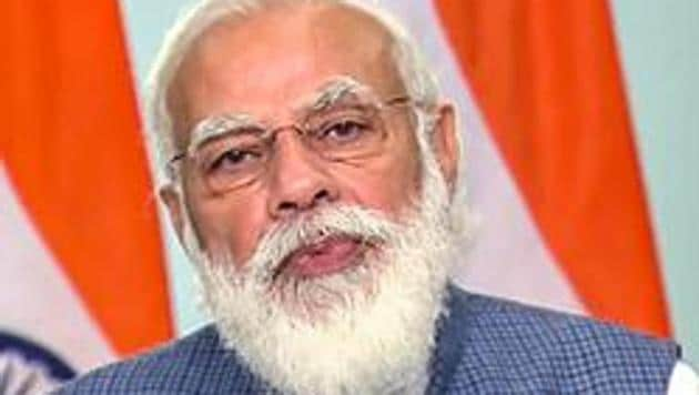 Addressing presiding officers of legislatures from across India by video link, Modi also suggested a common voters list for all elections to prevent a waste of resources.(File Photo)