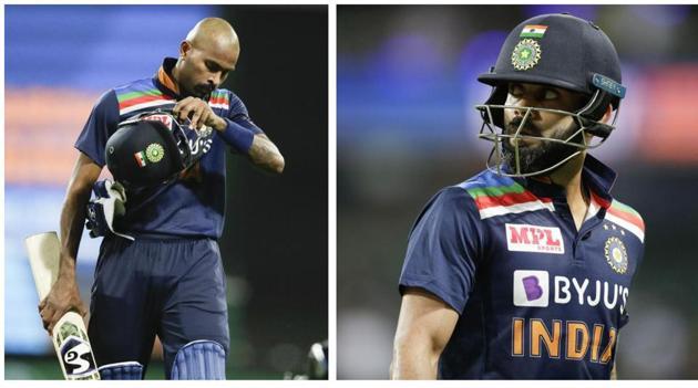 Hardik Pandya and Virat Kohli(AP)