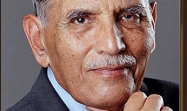 Faqir Chand Kohli, fondly called the father of India's IT industry, died on Thursday at the age of 96(TCS on Twitter)