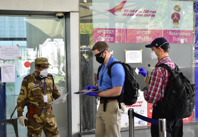 Some also feel that these are marketing gimmicks to attract traveller's attention.(Photo: Sameer Sehgal/HT)