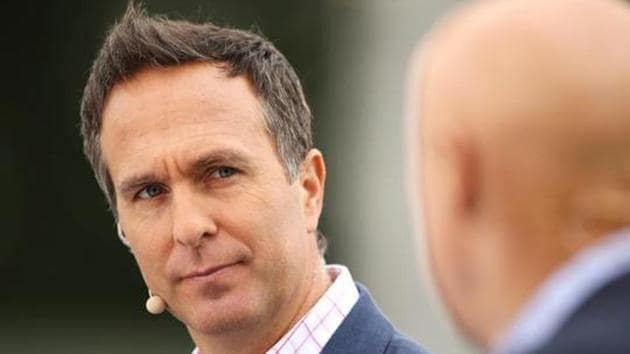 File image of Michael Vaughan.(Getty Images)