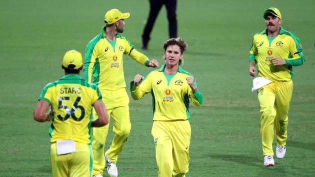 India vs Australia 1st ODI Live Score(REUTERS)