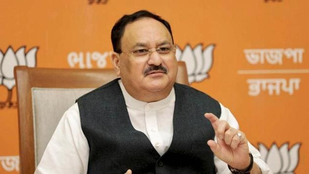 BJP National President JP Nadda said that the party will not rest until it conquers Hyderabad and then Telangana, adding that a victory for the Bharatiya Janata Party in the December 1 elections to Greater Hyderabad Municipal Corporation will be the beginning of the end for the Telangana Rashtra Samithi in Telangana.(PTI)