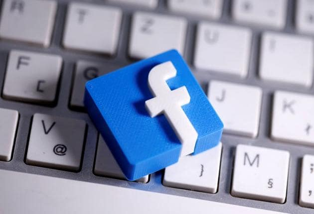 Facebook has been automating content moderation for years, a transition it highlights in a quarterly report .(REUTERS)