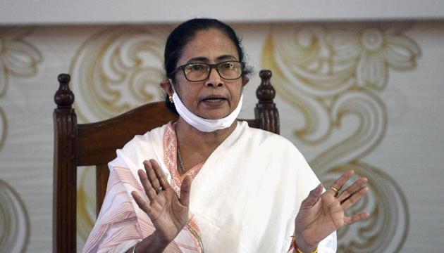 West Bengal chief minister Mamata Banerjee(PTI photo)
