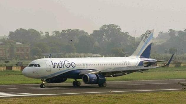 IndiGo has also published a state-wise requirement on its website.(Santosh Kumar/Hindustan Times)
