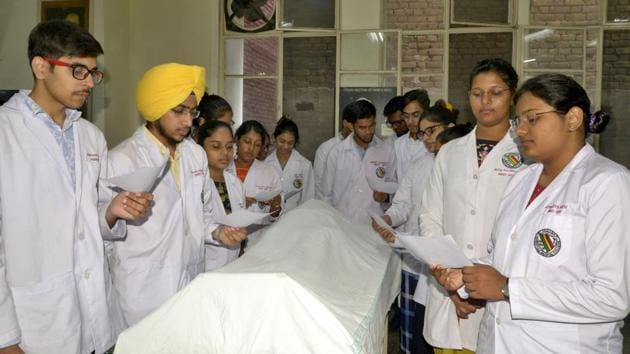 MBBS Students(File photo)