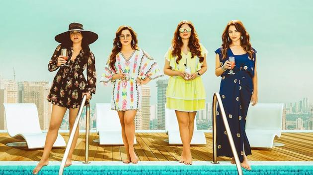 Fabulous Lives of Bollywood Wives review: Netflix series needs more chaos.