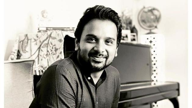 Actor Namit Das has starred in web series such as Aarya and A Suitable Boy.