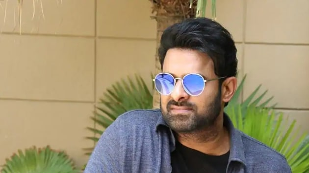 Prabhas currently has three projects in the pipeline.