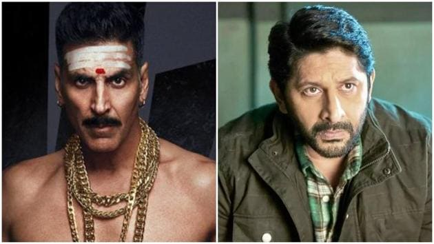 Akshay Kumar and Arshad Warsi will play friends in Bachchan Panday.