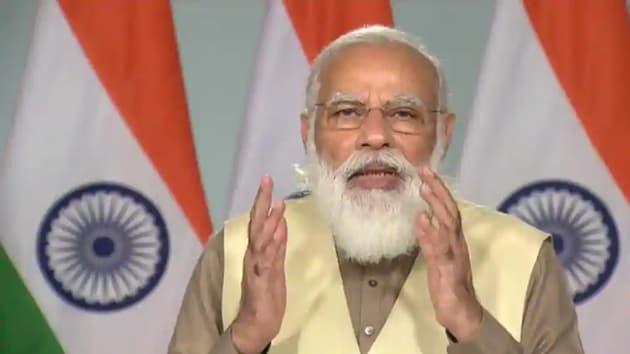 PM Modi will visit Ahmedabad's Zydus Biotech Park, Hyderabad's Bharat Biotech and Pune's Serum Institute of India (SII).(PTI image)