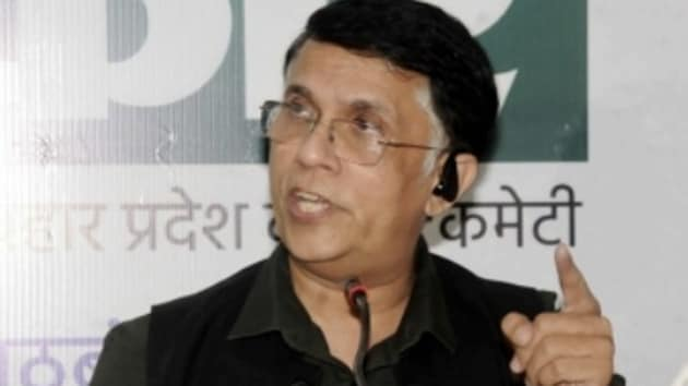 Congress Spokesperson Pawan Khera on Saturday accused it of thriving only on publicity despite failing to do ground-level work.(Twitter)