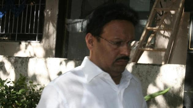 Bhosale refused to speak to media persons on the issue.(HT FILE)