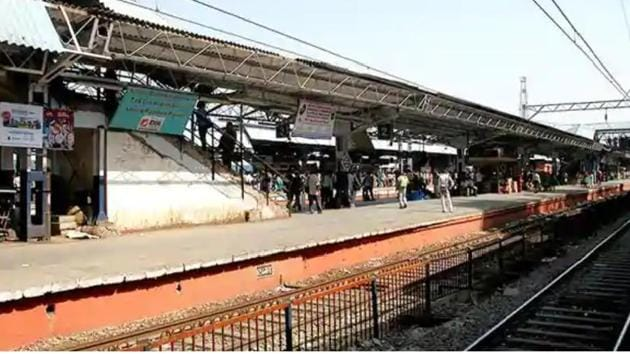 The WR will also be undertaking redevelopment work of Charni Road railway station.(HT File)