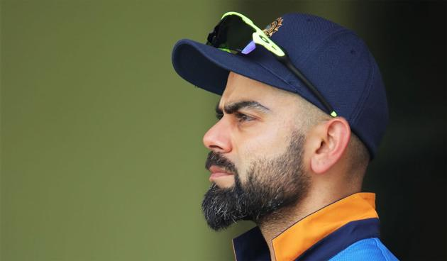 Virat Kohli doesn't have an option as far as the sixth bowler is concerned.(Getty Images)
