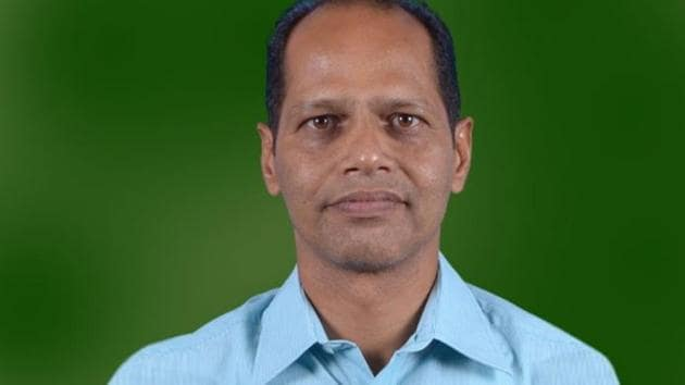BJD MLA Pradeep Panigrahi was sacked from the party on Sunday.(HT PHOTO)