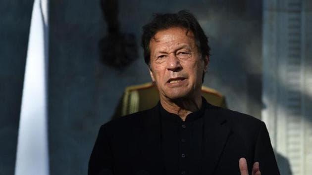 Pakistan's Prime Minister Imran Khan(AFP file photo)