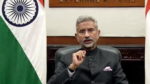 Jaishankar was on a November 27-28 visit to Seychelles. He arrived here after his visit to the United Arab Emirates. He also visited Bahrain as part of this three-nation tour, which began on Tuesday.(ANI)