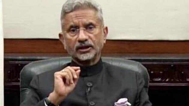 External Affairs Minister Dr S Jaishankar(ANI photo)