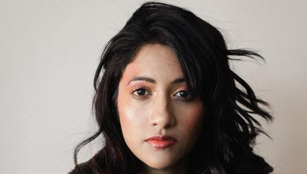 Priya Darshini is an Indian musician based in Brooklyn, New York.([YOUR NAME]/BFA.com)