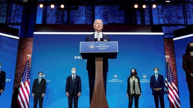 President-elect Joe Biden has pledged to re-establish a White House Environmental Justice Advisory Council and White House Environmental Justice Interagency Council.(Reuters)