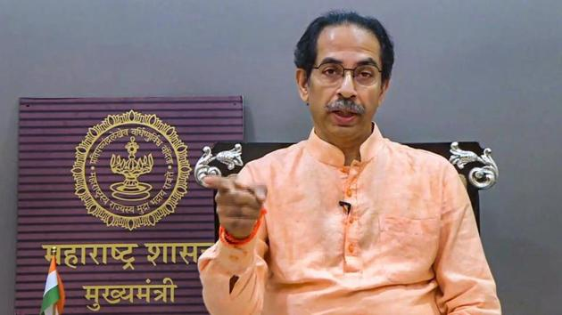 When Uddhav Thackeray was sworn in as chief minister of Maharashtra on November 28 last year, six others also took an oath with him though none of them was from Pune.(PTI)
