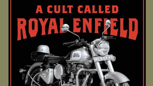 "The book, ""Indian Icon: A Cult Called Royal Enfield"", is written by journalist Amrit Raj.(Amazon)"