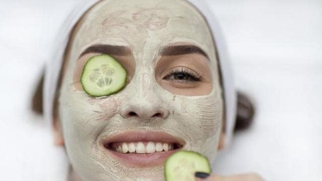 Face masks for that winter glow