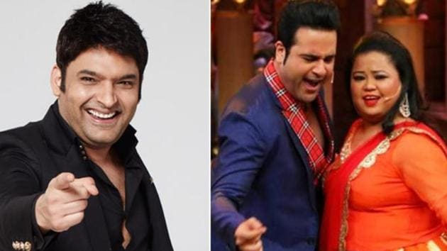 Krushna Abhishek has said there is no truth in rumours that Bharti Singh has been dropped from Kapil Sharma Show.