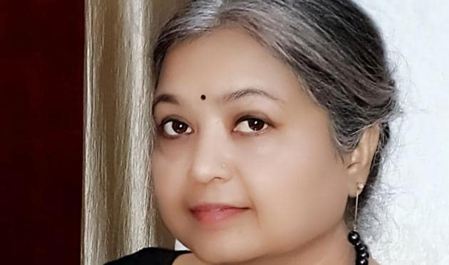 Professor Sangita Srivastava will take charge at the Allahabad University on Monday.(SOURCED.)