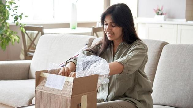 A surge in online shopping(shutterstock)