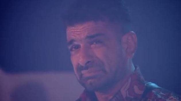 Bigg Boss 14: Eijaz Khan tears up in the new promo video.