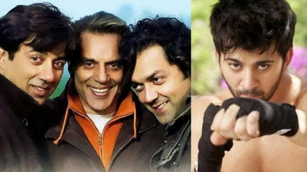 Apne 2 will star Karan Deol with Dharmendra, Sunny Deol and Bobby Deol.