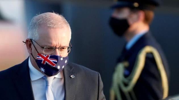 Australian Prime minister Scott Morrison(Reuters/ File photo)